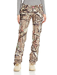 cheap -women's lightweight pants, 2x, mossy oak infinity