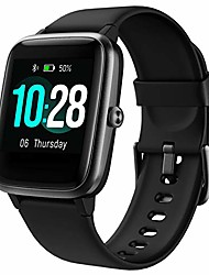 cheap -full touchscreen smart watch for android phones, sleep tracking smartwatch for men women with gps tracker heart rate monitor, 5atm waterproof fitness activity tracker smart wrist watches