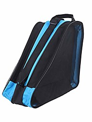 cheap -children roller skate bag skating shoes storage bag skate boot shoulder bag for kids outdoor school training