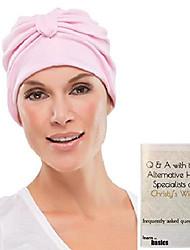 cheap -bundle - 2 items: wendy hat by jon renau (item #1), christy's wigs q & a booklet (item #2) - color: black