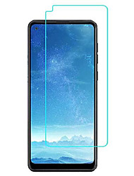 cheap -compatible for samsung galaxy a21 screen protector (6-pack), not full coverage, hd clear protective film shield screen protector for galaxy a21 crystal clear film