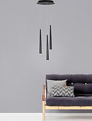 cheap -3-Light Modern Led Chandelier Hanging Lamp Pendant Light for Dinning Living Office Room Adjustable Creative 110-120V / 220-240V Warm White / White/ 3 Lights