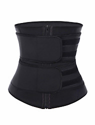 cheap -Body Shaper Sweat Waist Trainer Corset Shapewear Sports Neoprene Gym Workout Exercise & Fitness Bodybuilding Slimming Weight Loss Tummy Fat Burner For Women