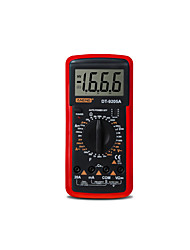 cheap -DT9205A Digital Multimeter AC/DC Transistor Tester Electrical NCV Test Meter Profesional Analog Auto Range Multimetro