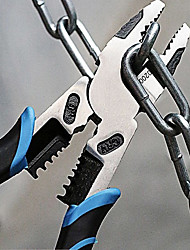 cheap -6Inch 9Inch Multifunction Pliers Set Combination Pliers Stripper/Crimper/Cutter Heavy Duty Wire Pliers Diagonal Pliers Hand Tools