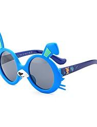 cheap -1pcs Kids Unisex Active / Sweet Animal / Cartoon Glasses Black / Blue / Red One-Size