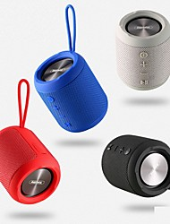 cheap -Remax RB-M21 Portable Wireless Bluetooth Speaker  Bluetooth 4.2 with Dual Driver Waterproof FM Radio TWS AUX Outdoor Speaker 3.5W*2 4 Colors To Choice 1PCS