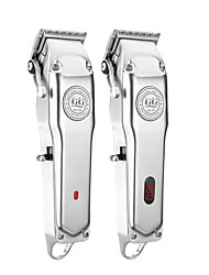 cheap -KIKI NEWGAIN NG-106 NG-107 all-metal Rechargeable hair clipper with guide comb set 6500 motor and barber cordless hair trimmer