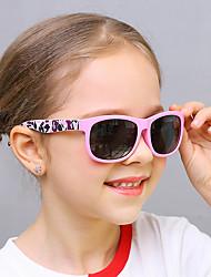 cheap -1pcs Kids / Toddler Unisex Active / Sweet Cartoon Glasses Black / Blue / Purple