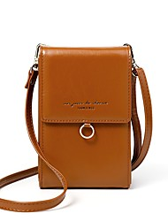 cheap -small crossbody bag cell phone purse wallet with credit card slots for women pu leather by