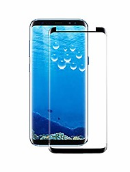 cheap -galaxy s8 plus screen protector by , full coverage tempered glass protector 9h hardness - 3d touch - bubble-free, for samsung galaxy s8 plus. (samsung s8 plus)