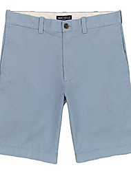 "cheap -men's 9"" broken-in chino shorts (32, flex- danube blue)"
