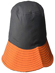 cheap -youth pixel grabber bucket hat, uv protection, reversible, small/medium, grill, tangy orange