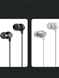cheap -Remax RM-560 Type-C Wired Earphones In Ear Bass Headphones Noise Cancelling Stereo Headset Touch Control Earbuds Mobile Phone Earphone
