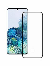 cheap -galaxy s20 screen protector by , full coverage tempered glass protector 9h hardness - 3d touch - bubble-free, for samsung galaxy s20. (samsung s20 ultra)