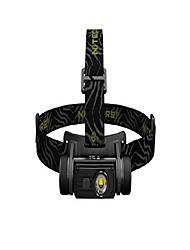 cheap -bundle hc60 cree xm-l2 u2 rechargeable led headlamp 1000 lumens with eco-sensa photo lithium cr123a batteries & optional car & wall adapter (add an ac wall charger)