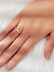 cheap -Ring Geometrical Gold Alloy Fashion 7 / Women's