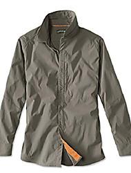 cheap -men's pro lt hunting shirt, lead, medium