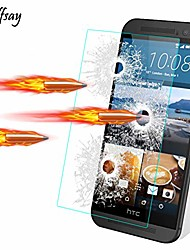 cheap -screen protector 2pcs for glass htc one mini 2 tempered glass for htc one mini 2 for htc one m8 mini glass hd protective film
