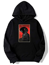 cheap -see you, space cowboy cowboy bebop anime spike hoodie sweater for mens black womens s