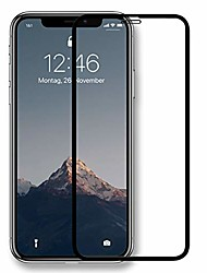 cheap -- screen protector compatible with iphone 11 / xr, japanese 3d curved edge tempered glass