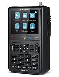 cheap -SATLINK SP-2100 Digital Satellite Finder Signal Finder Satellite Searching Meter Digital Satellite Signal Finder Meter with Carrying Pouch and Strap