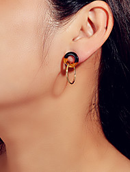 cheap -Women's Drop Earrings Geometrical Fashion Earrings Jewelry Gold For Date