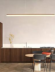 cheap -Office Pendant Light  Dining Room Chandelier Painted Finishes Aluminum Adjustable Pendant Light 110-120V  220-240V Warm White  Cold White