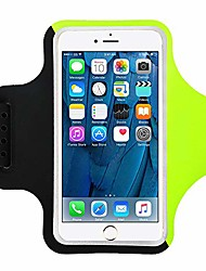 cheap -yigou sweat resistant armband, cell phone armband case fit iphone xs max/x/8 plus/7 plus, galaxy s8/s8 plus/s7 edge phones up to 6.0¡± with safety reflective strips, idear for running sports biking