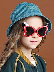 cheap -1pcs Kids Unisex Active / Sweet Cartoon Glasses Blue / Purple / Red