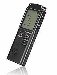 cheap -8gb lcd digital audio recorder digital voice recorder phone mp3 player with usb rechargeable for lectures meetings