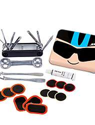 cheap -Multifunction Repair Tools & Kits Stainless Steel + Plastic Recreational Cycling N / A Bike / Cycling