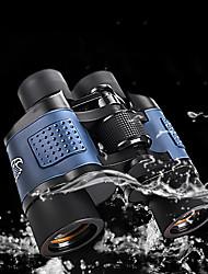 cheap -60 X Binoculars Waterproof High Definition Easy Carrying Hiking Camping / Hiking / Caving Traveling