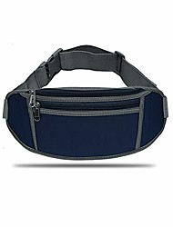 cheap -running belt, fanny pack, phone holder for running, workout pouch, fitness workout belt for man & woman casual, jogging, work, workout, hiking, running and other outdoor activities (dark blue)