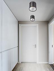 cheap -1-Light 7.5 cm Mini Style / Creative Flush Mount Lights Acrylic Geometrical Painted Finishes LED / Modern Generic