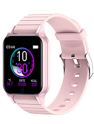 cheap -MT96 Smartwatch Support Heart Rate/Blood Pressure/Blood Oxygen Measure, Sports Tracker for Apple/Samsung/Android Phones