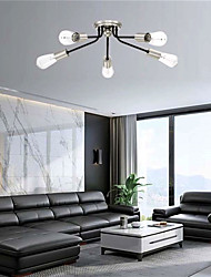 cheap -70cm Nordic Ceiling Light Simple Modern Bedroom Living Room Personality Dining Room Led Ceiling Lamp