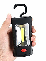 cheap -portable magnetic folding hook working inspection light flash light torch lanterna camp tent pocket lamp aaa keychain,magnetic torch