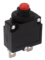 cheap -Thermal Switch Circuit Breaker Current Overload Protector Circuit Breaker 15A