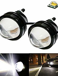 cheap -xenon white 5w cree high power bull eye led projector lamps compatible with parking lights fog lights driving drl lights or backup reverse lights