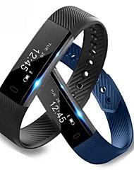 cheap -WAZA ID115 Fitness Tracker Smart Bracelet Step Counter Activity Monitor