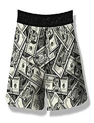 cheap -i like big bucks (money) men's boxer short - m