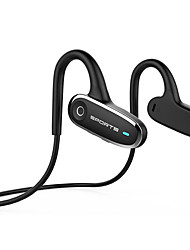 cheap -Neckband Headphone Bluetooth 4.2 Stereo with Microphone with Volume Control for Sport Fitness