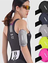 cheap -Nuckily Armband Rain Waterproof Outdoor Fitness Gym Workout Running Jogging Mesh Blue Grey Green