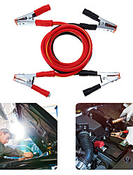cheap -Hot Sale Battery Jump Cable Multi-function 2pcs 2200A Car Power Booster Cable Emergency Battery Jumper Cables Jumper Wires