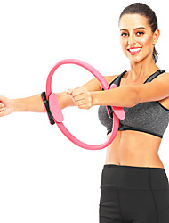cheap -Five Color Pilates Circle Body Shaping Resistance Elastic Yoga Ring Magic Circle Exercise Fitness Equipment