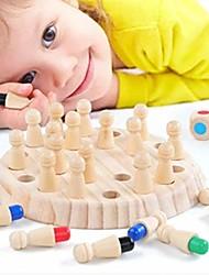 cheap -children educational toys, wooden memory match stick game kid intelligence iq brain teaser game