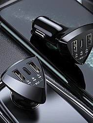 cheap -REMAX Alien Pro18WPD Fast Charge Car Charger Dual USB Car Charger Factory Direct Shipping
