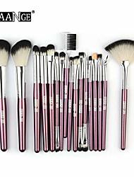 cheap -clearance sale!  set, useful wooden 18pcs professional face eye shadow eyeliner foundation blush lip make up brush powder liquid cream cosmetics blending brush tool kits