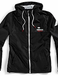 cheap -geico honda capstone hooded jacket-l